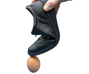 Bent Flexy Frontline Shoe