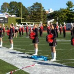 Thumbnail: Grove City Girls in Holly Marching Boots