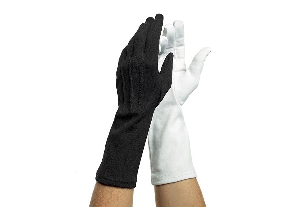 Long-Wristed Nylon Glove